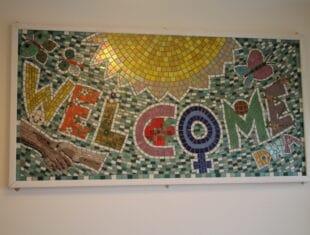 Drumchapel mosaic