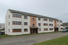 North Murchison Street property - Cairn Housing Association