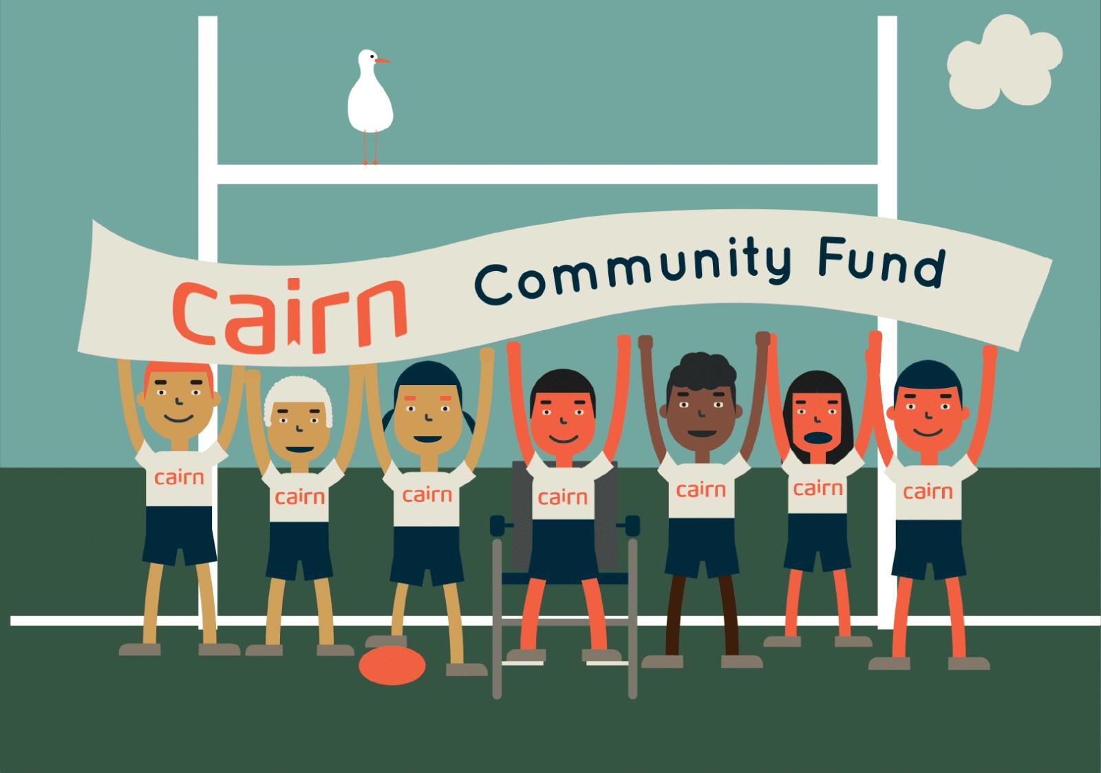 Cairn community fund